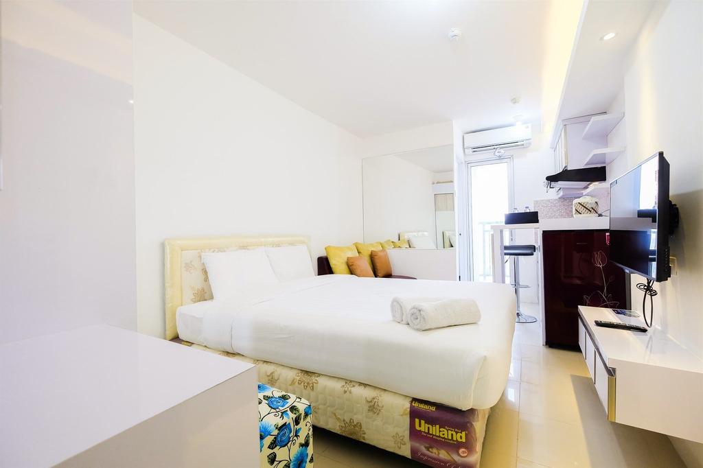 Comfy and Cozy Studio Bassura City Cipinang Apartment, East Jakarta
