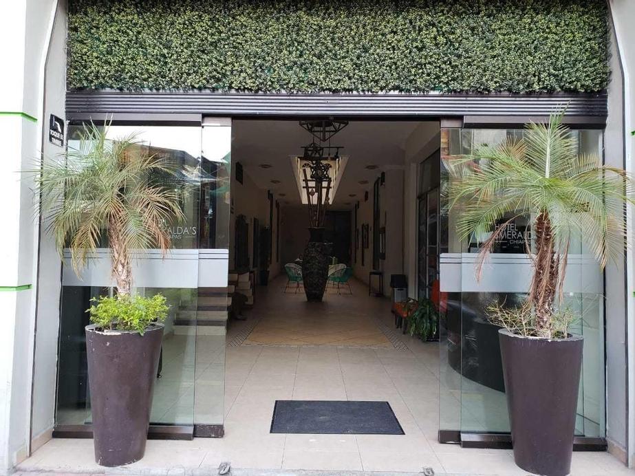 Hotel Esmeralda's, Tuxtla Gutiérrez