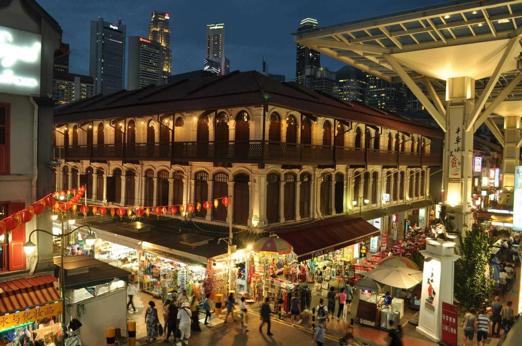 Hotel 1887 @ Chinatown, Outram