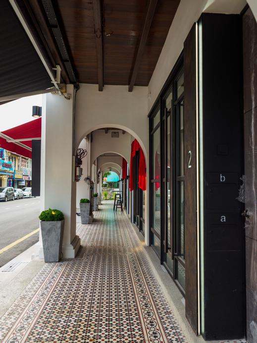 Hutton Suites Hotel, Pulau Penang