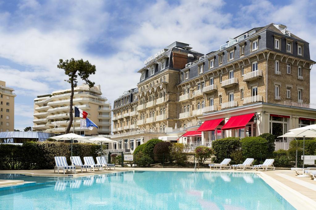 Hôtel Barrière Le Royal La Baule, Loire-Atlantique