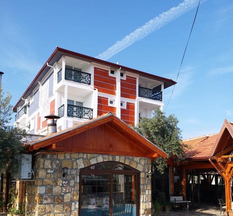Melrose House Hotel, Akköy