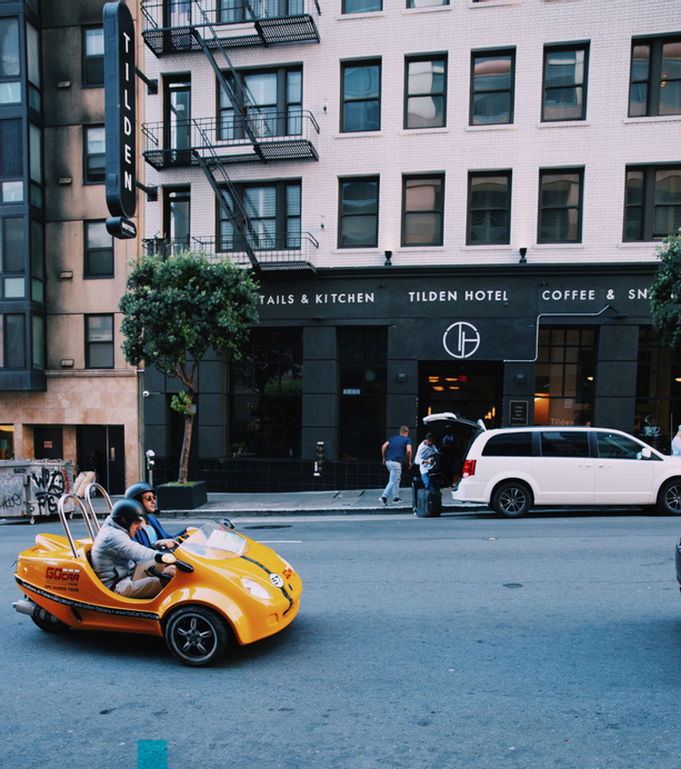 Tilden Hotel, San Francisco
