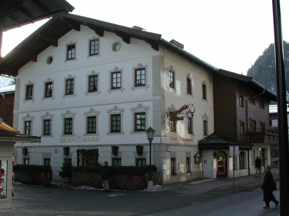 Hotel Bernhard am See, Kufstein