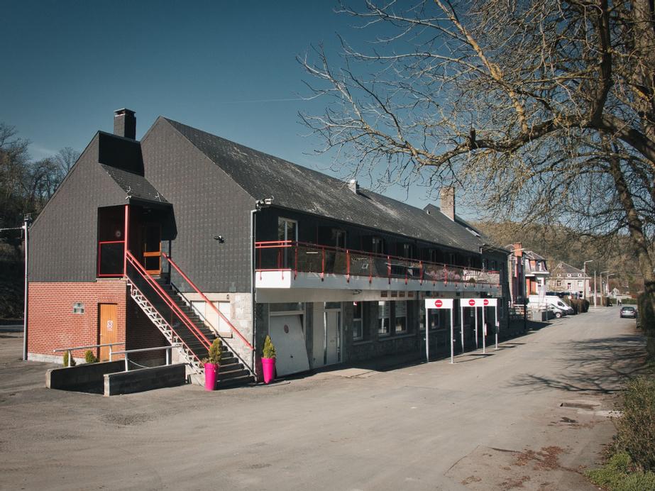 Hôtel Aquatel, Namur