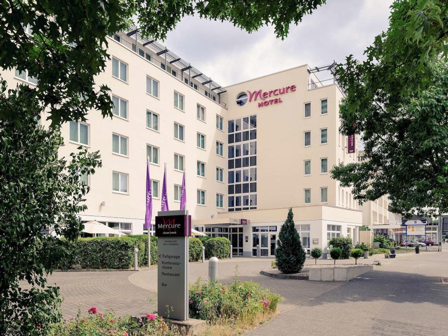 Mercure Hotel Frankfurt Airport Neu-Isenburg, Offenbach
