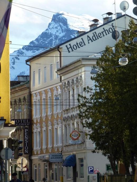 Hotel-Pension Adlerhof, Salzburg