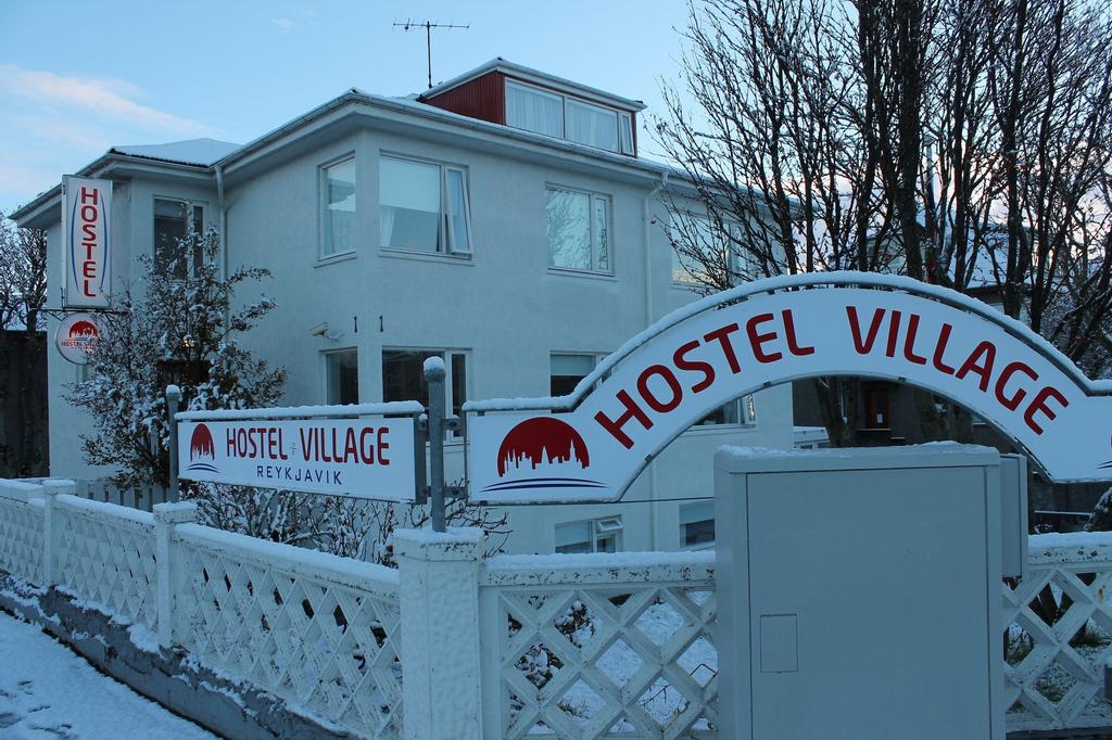 Reykjavik Hostel Village, Reykjavík