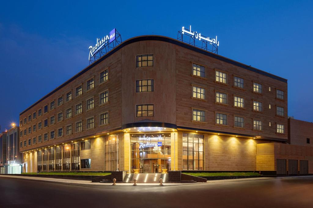 Radisson Blu Hotel, Buraidah,
