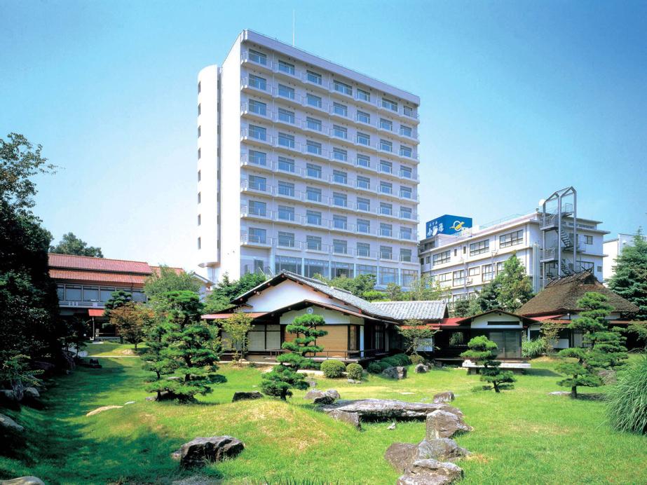 Hotel Parens Onoya, Ukiha