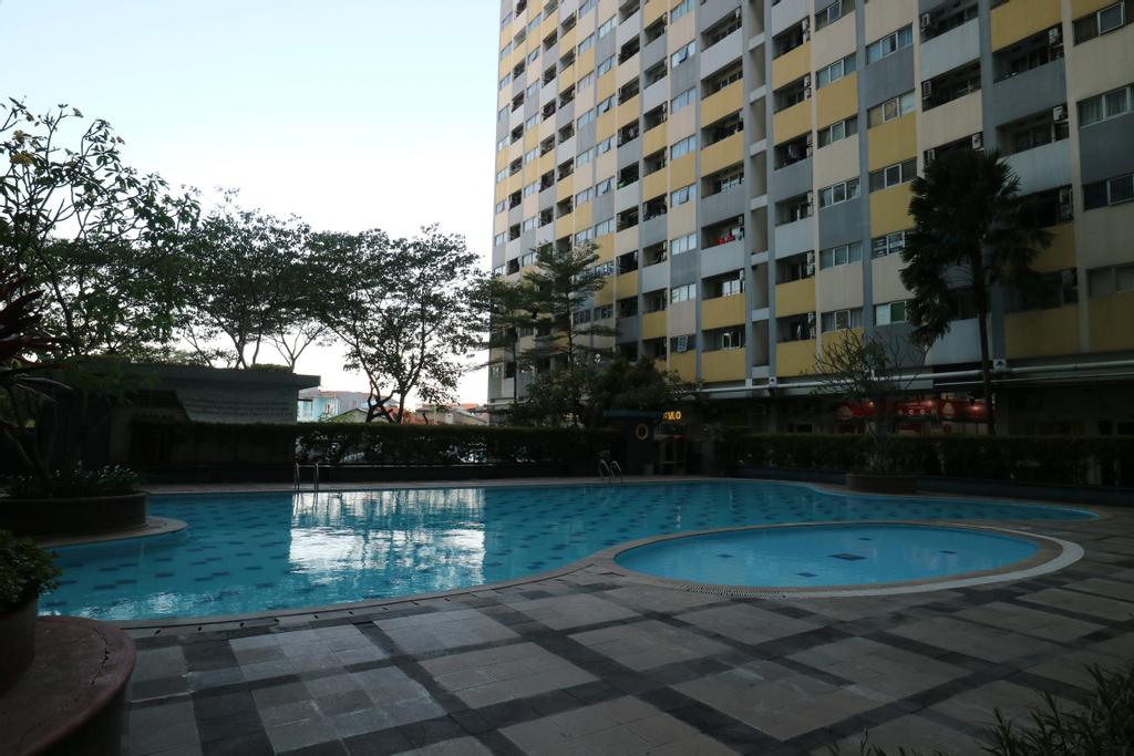 Cari 005 - Sentra Timur Apartement, Jakarta Timur