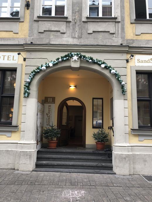 Sandstern, Bamberg