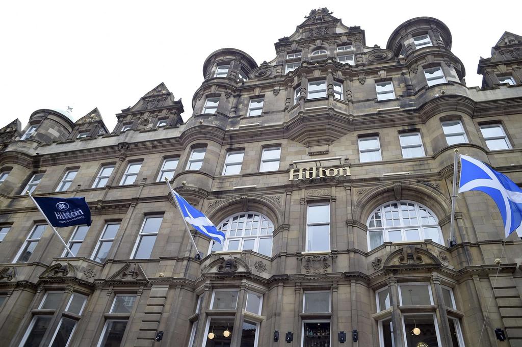 Hilton Edinburgh Carlton, Edinburgh