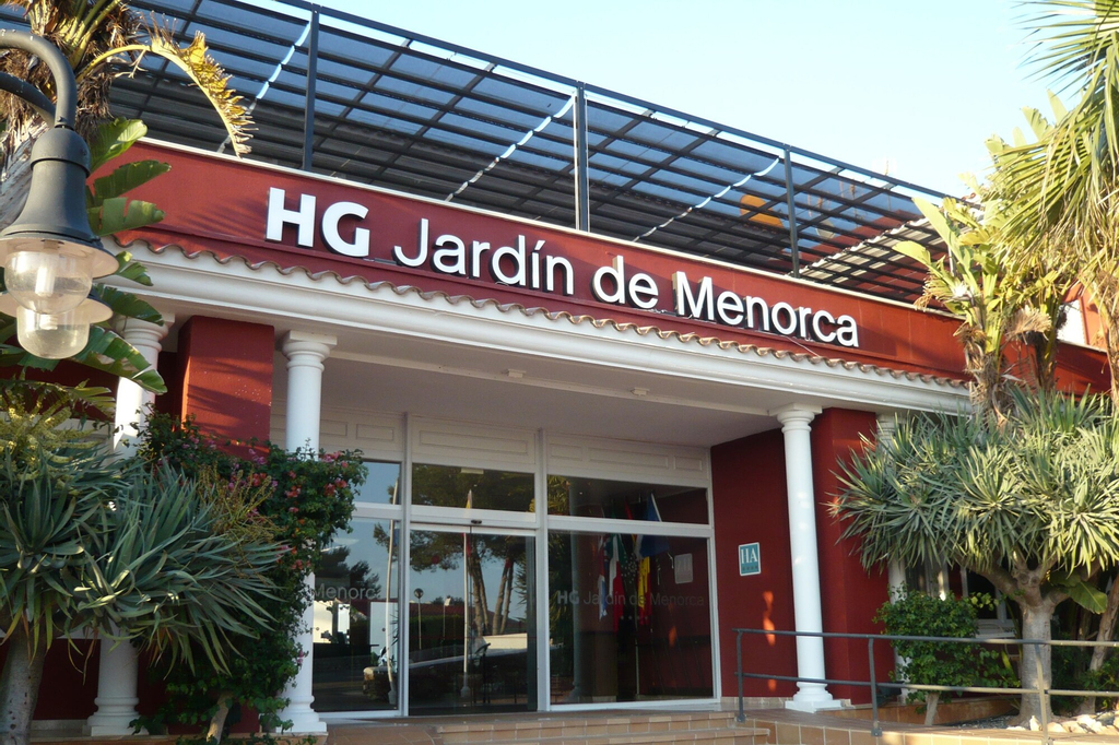 Aparthotel HG Jardin de Menorca, Baleares