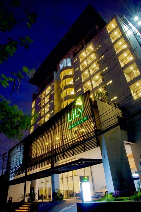 Lily Residence, Bang Na