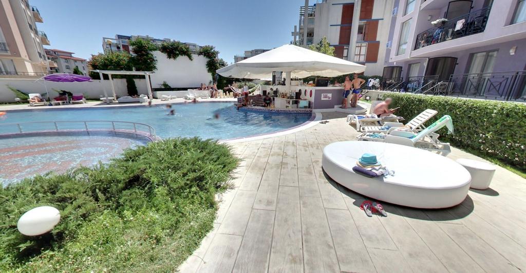 Rainbow 3 Resort Club, Nesebar