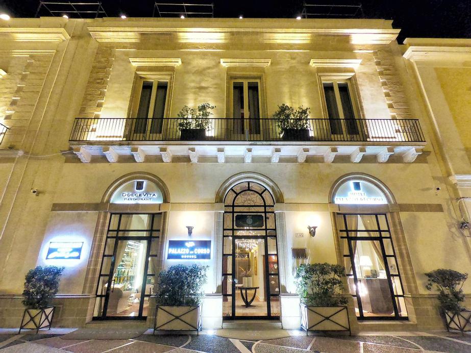 Palazzo del Corso, Lecce