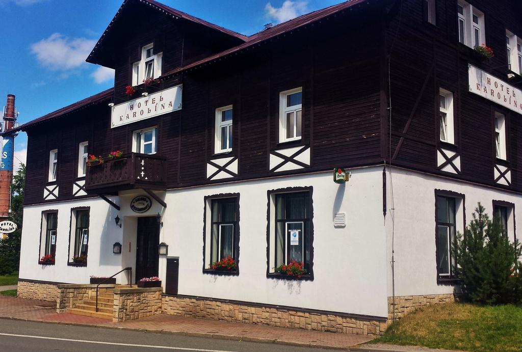 HOTEL KAROLINA, Semily