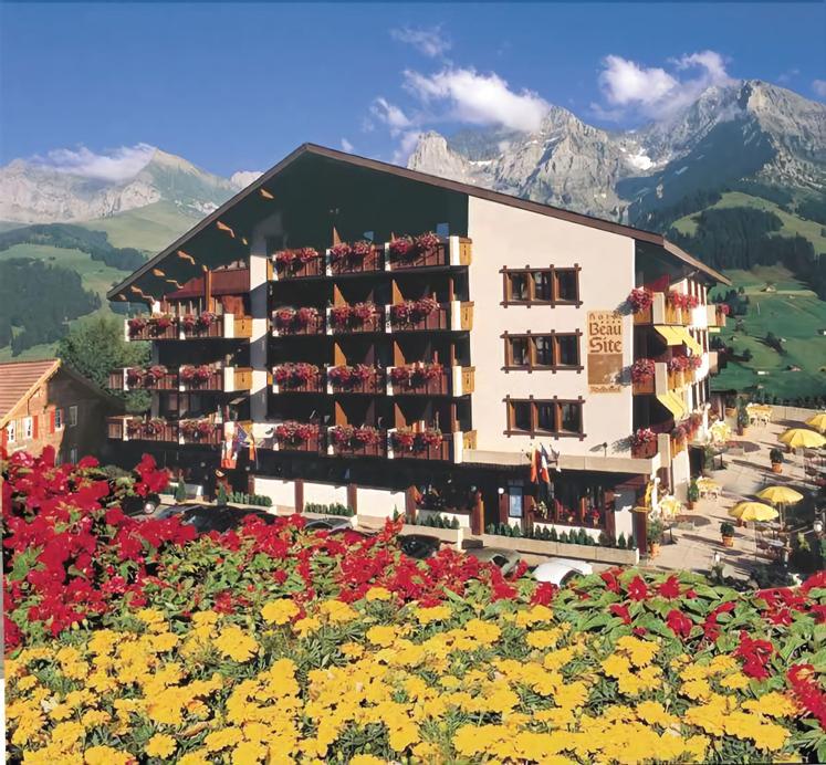 Hotel Beau-Site Adelboden, Frutigen