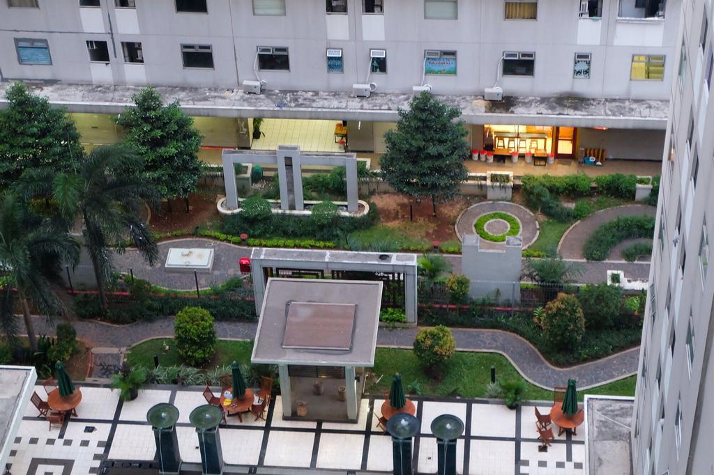 Simple and Comfy Gading Nias Residence Apartment, Jakarta Utara