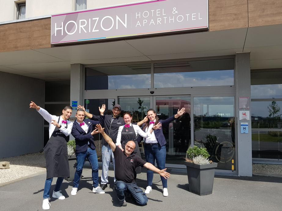 Hotel & Aparthotel Horizon Ath-Lessines, Hainaut