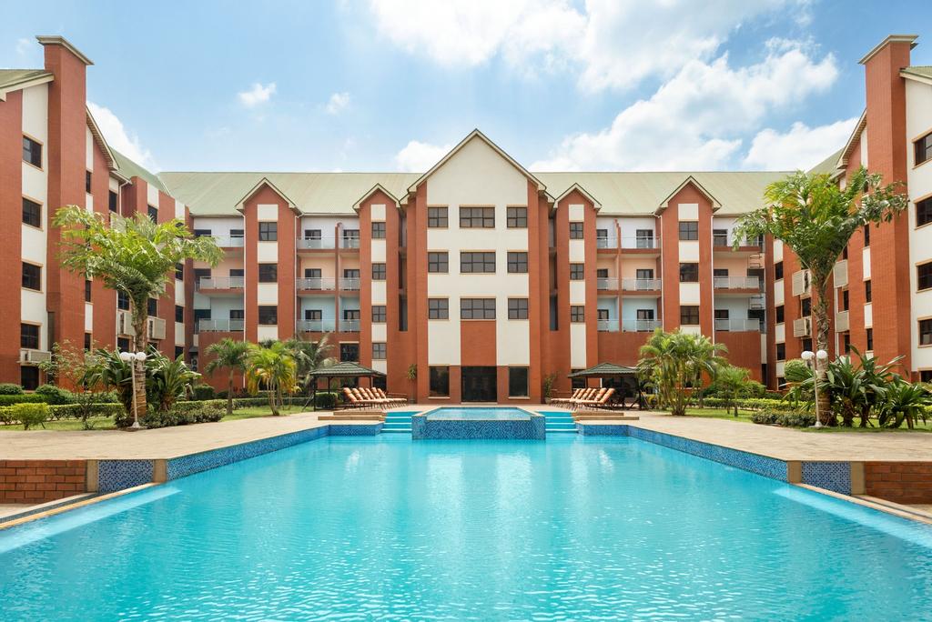 Hawthorn Suites By Wyndham Abuja, AbujaMun
