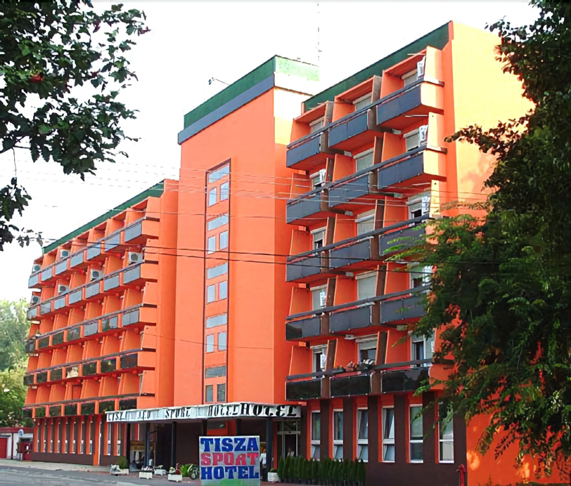 Tisza Sport Hotel, Szeged
