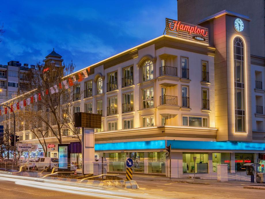 Hampton by Hilton Kahramanmaras, Merkez