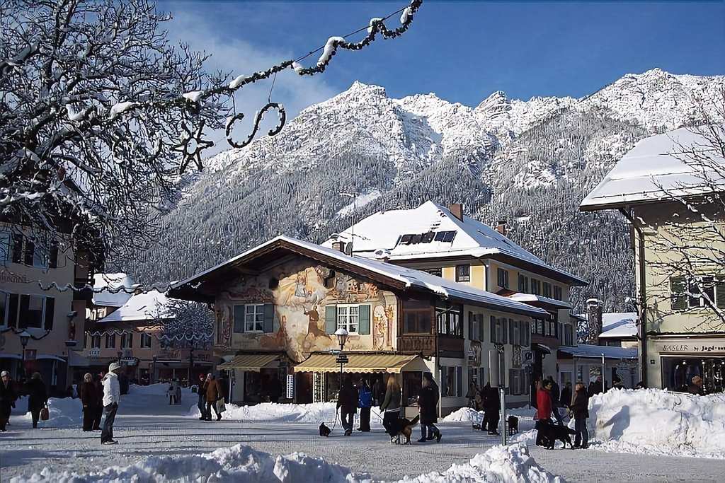 ATLAS Sporthotel, Garmisch-Partenkirchen