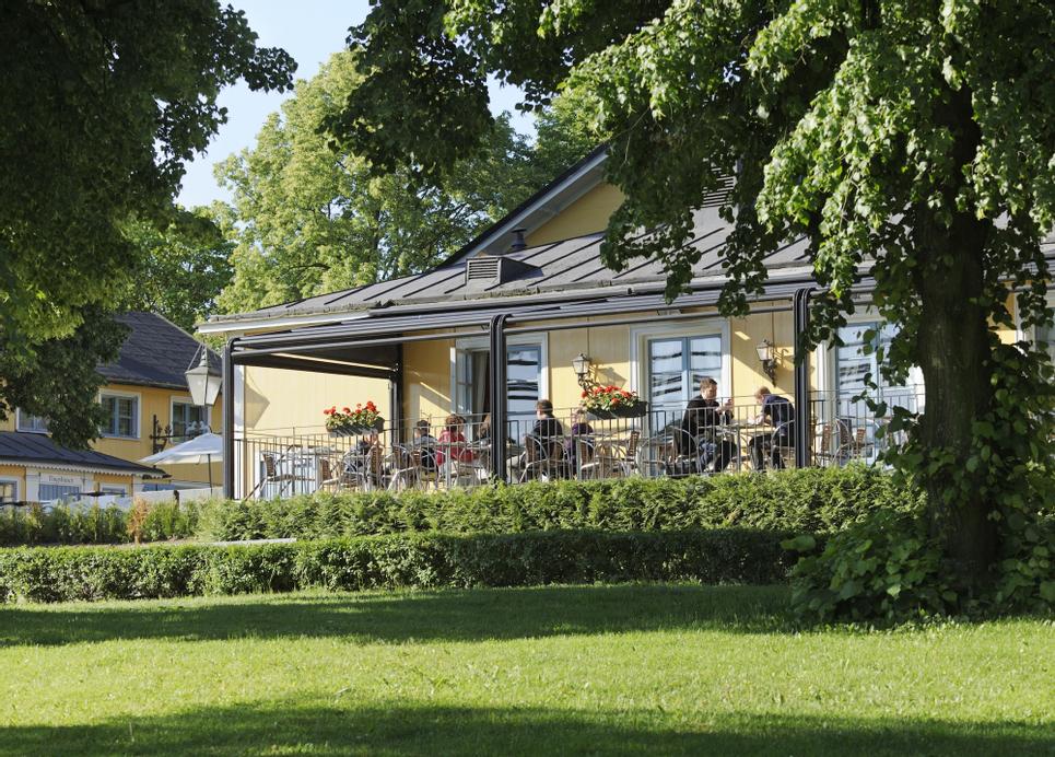 Stallmästaregården Hotel, Solna