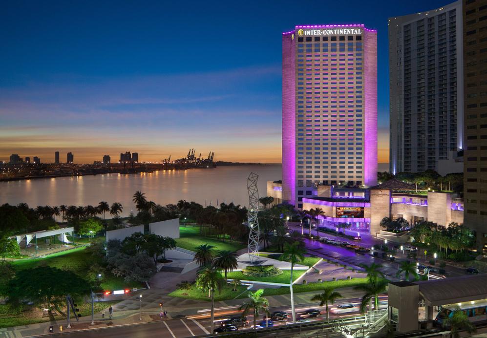 InterContinental Miami, Miami-Dade