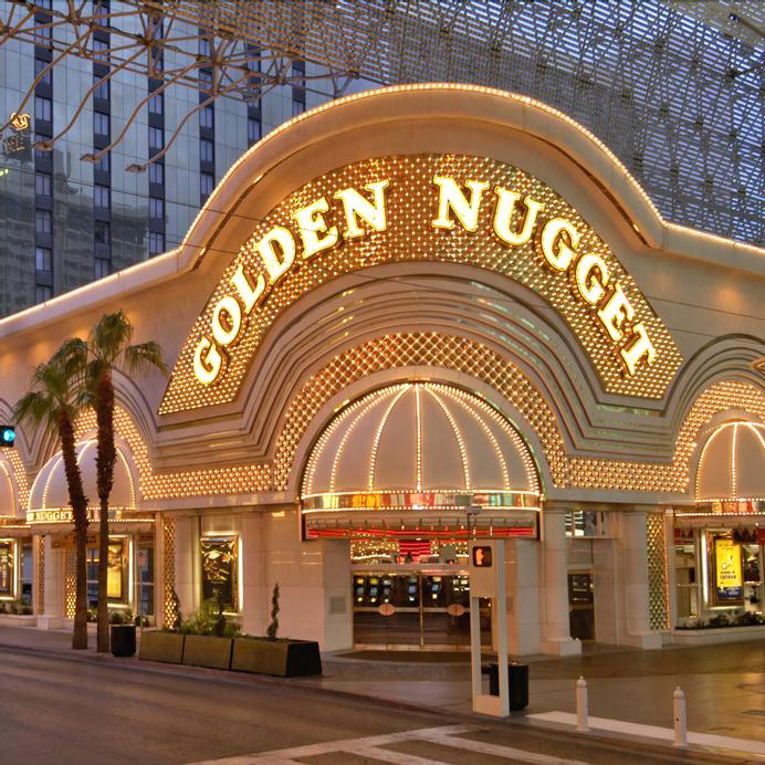 Golden Nugget Las Vegas Hotel & Casino, Clark