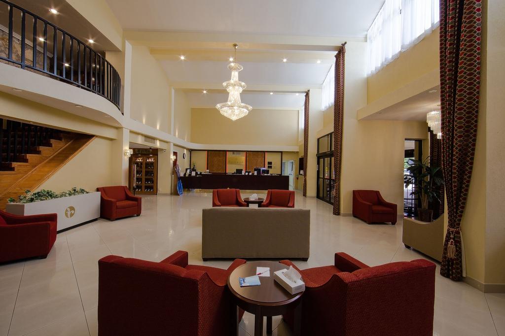 Ramada by Wyndham Houston Intercontinental Airport East, Harris