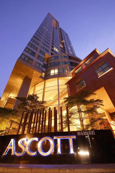 Ascott Sathorn Bangkok, Sathorn
