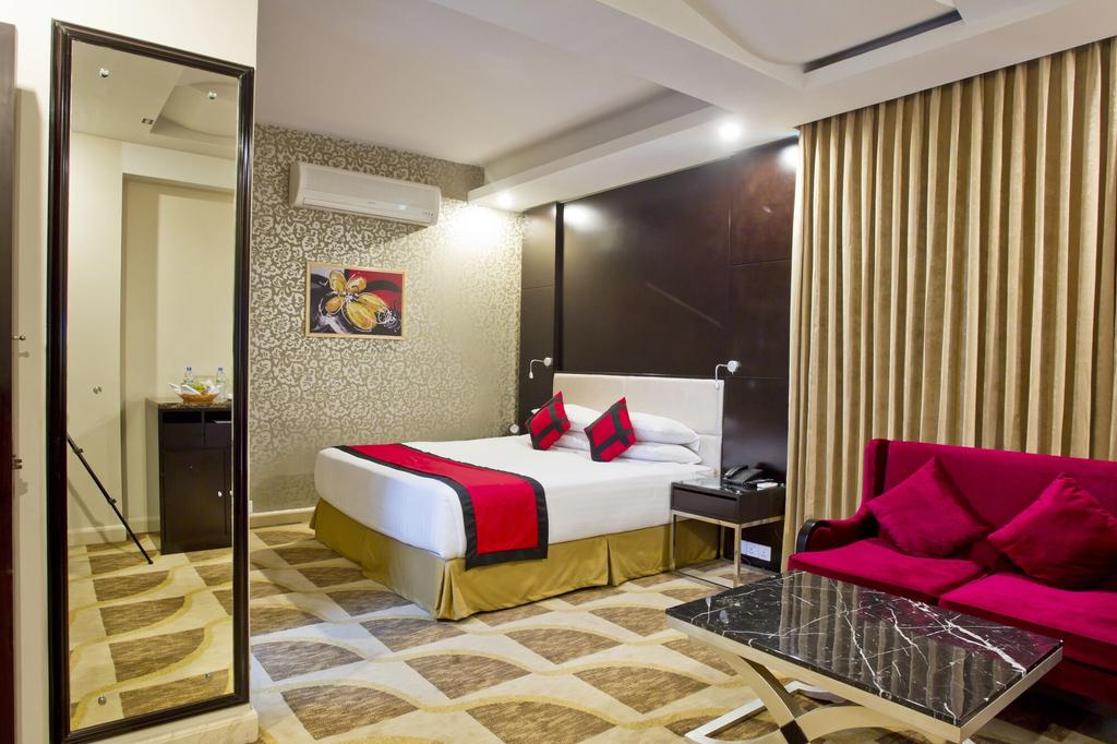 Innotel Luxury Business Hotel, Dhaka