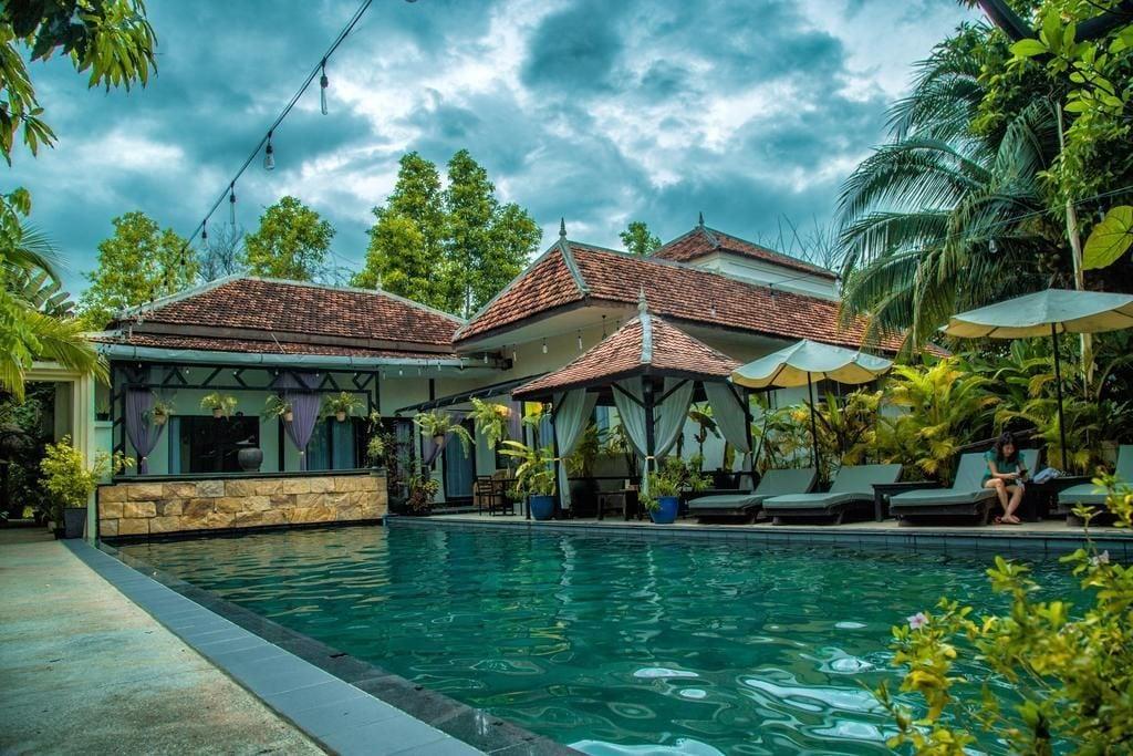 The Sanctuary Villa Battambang, Svay Pao