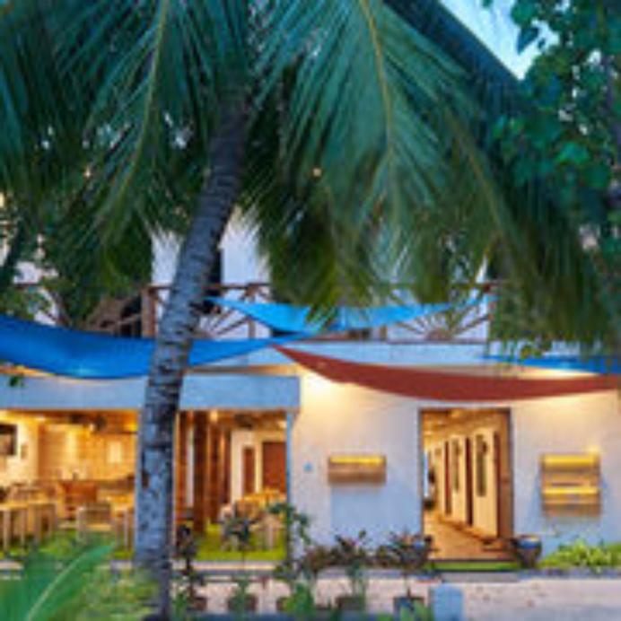 Masaaree Boutique Hotel, Kepulauan Maafushi