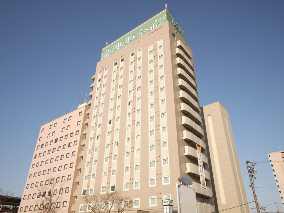 Hotel Route-Inn Gifu Hashima Ekimae, Hashima