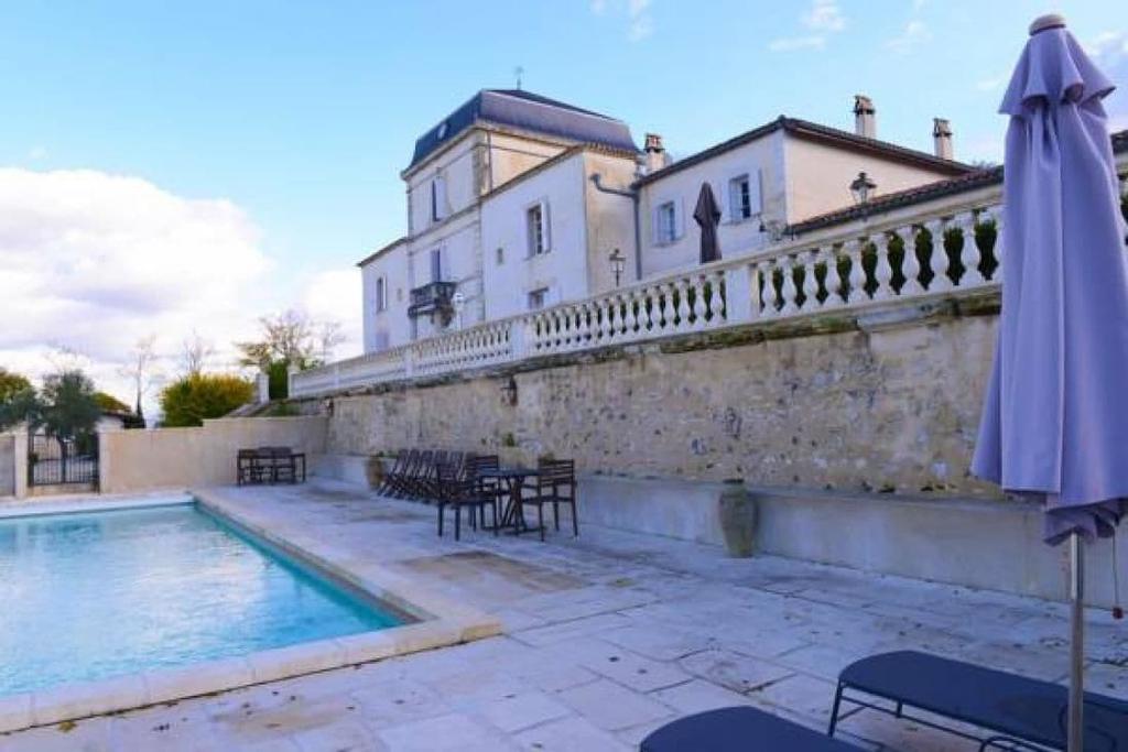 Château de Lantic, Gironde