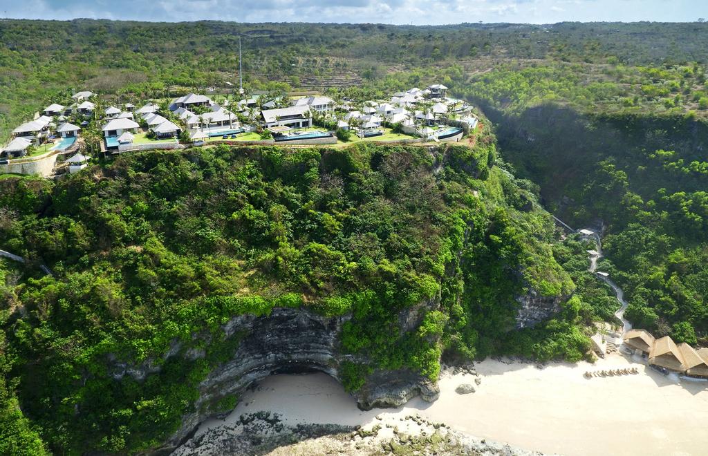 The Ungasan Clifftop Resort, Badung