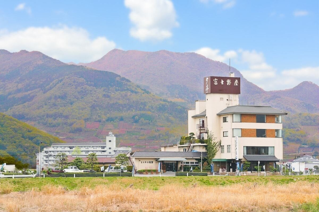 Fujinoya Yutei, Fuefuki