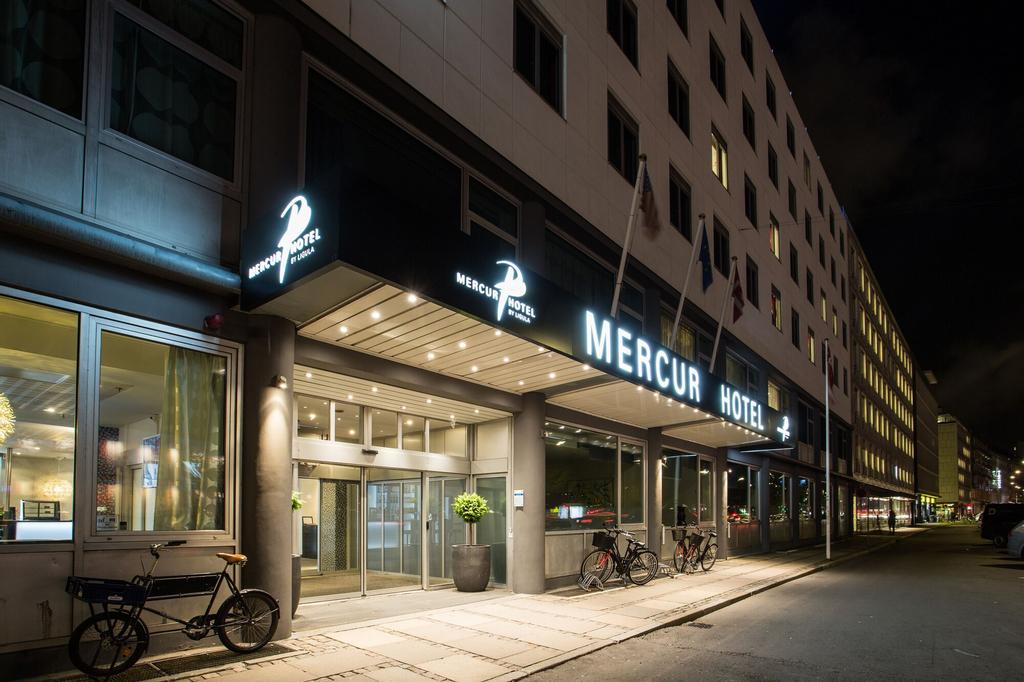 Mercur Hotel, Copenhagen