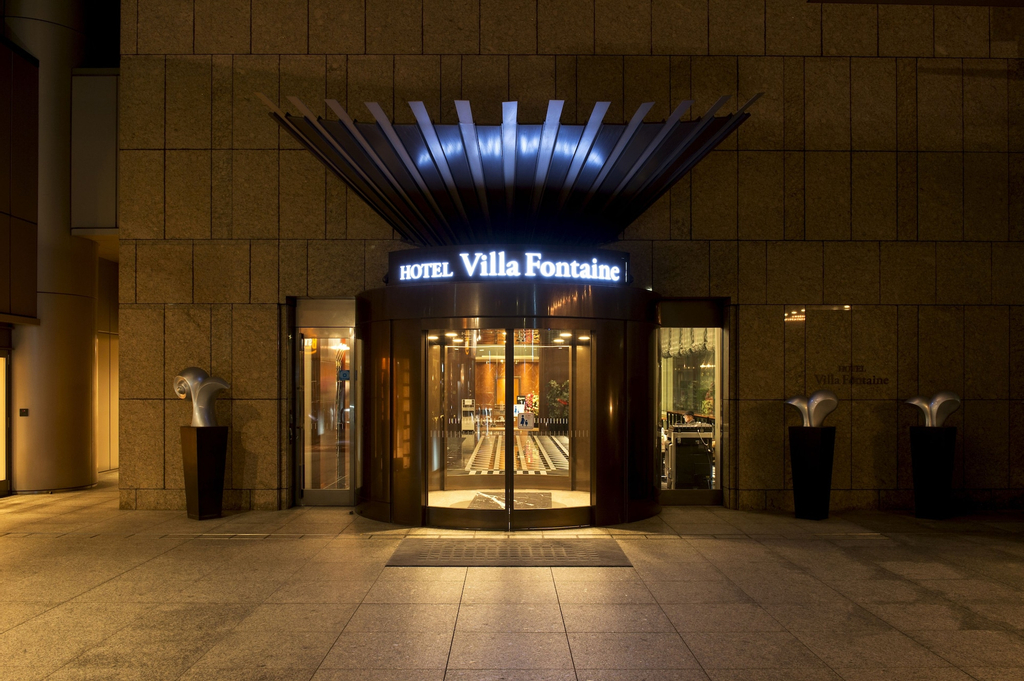 Hotel Villa Fontaine Tokyo-Roppongi, Minato