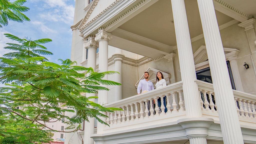 White Mansion, Phnom Penh