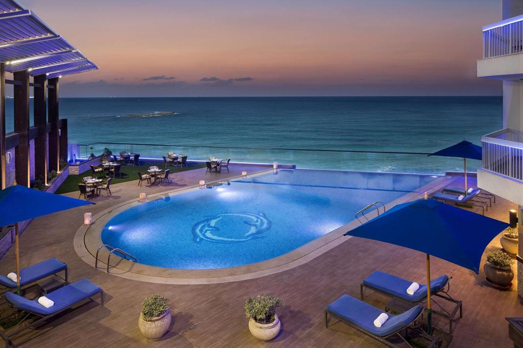 Hilton Alexandria Corniche, Al-Muntazah