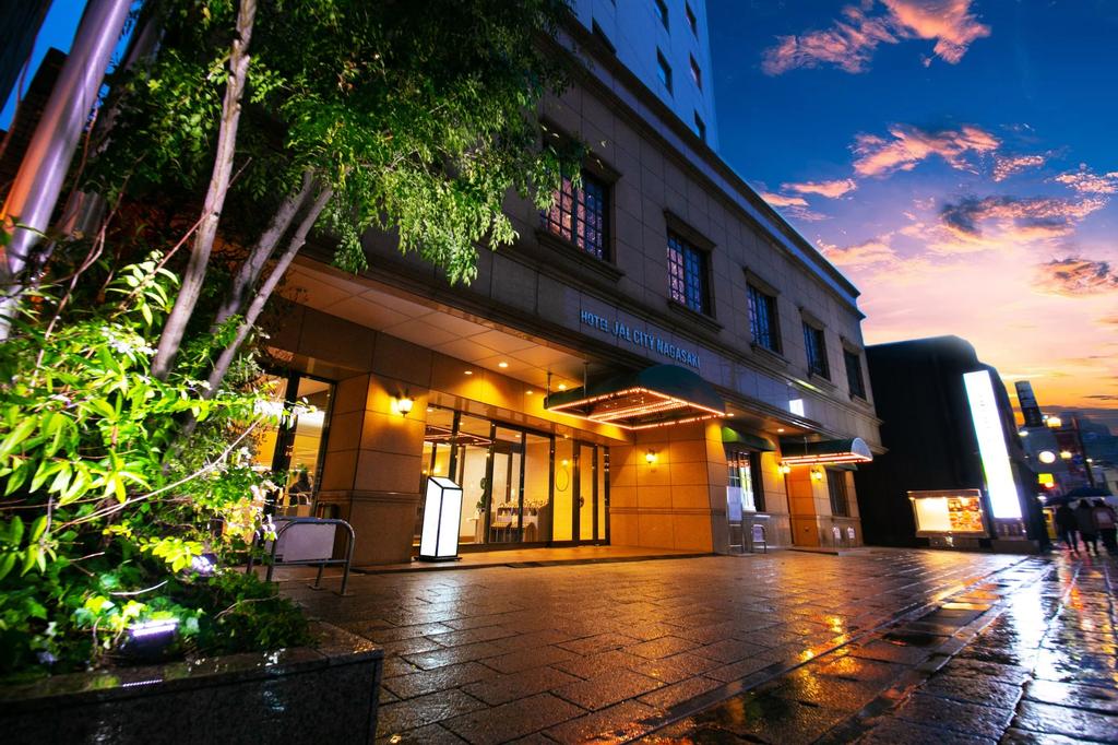 Hotel Jal City Nagasaki, Nagasaki
