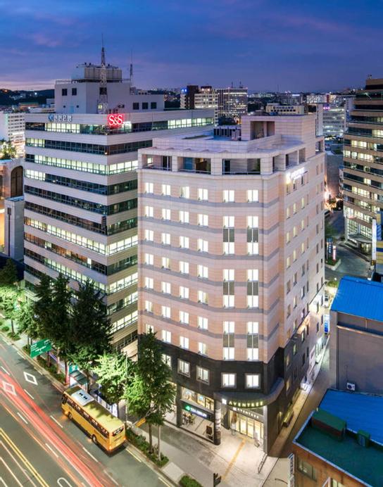 Hotel Aventree Jongno, Jongro
