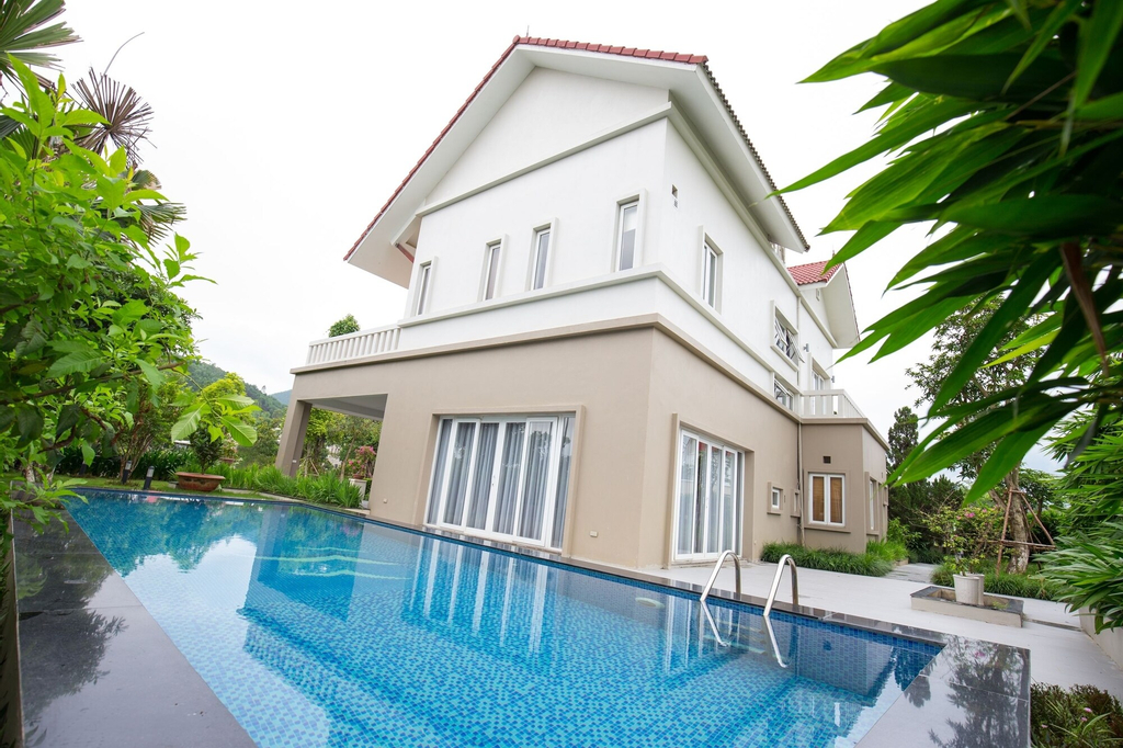 XanhVillas Resort & Spa, Lương Sơn