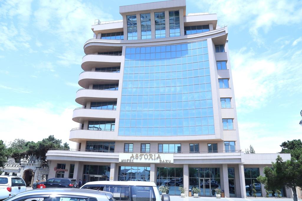 Astoria Baku Hotel, Bakı