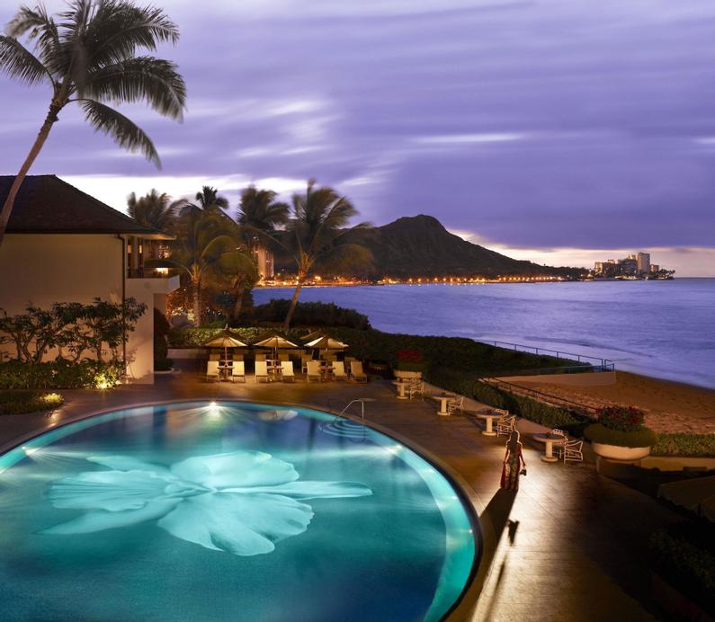 Halekulani, Honolulu